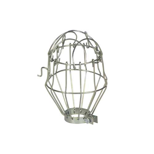 Cage de baladeuse en métal