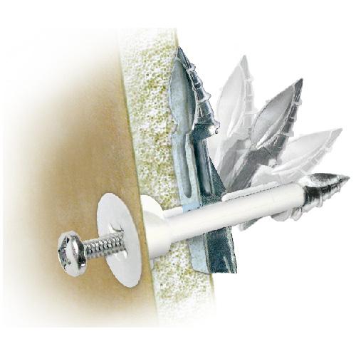 """DrillerToggle"" Drywall Anchor - 1/8"" x 3"" - 6/PK"