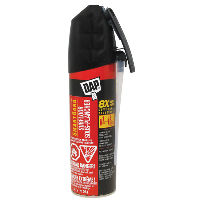 Sub-Floor Adhesive - 567 g