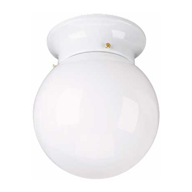 """Sweedish Ball"" Ceiling Fixture"