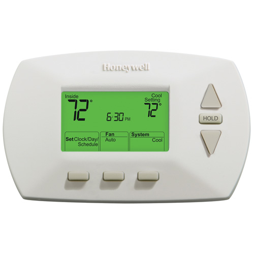 Thermostat - Central System - 5-1-1 Programming - 24 V