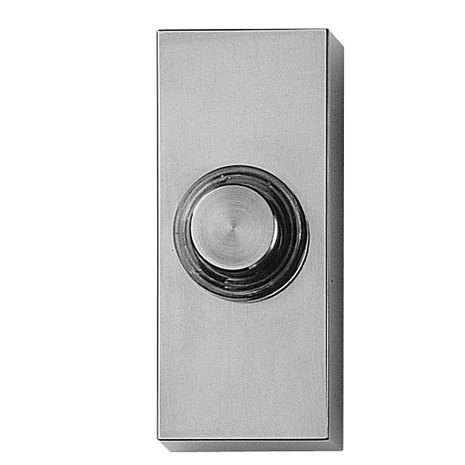 Wired Door Chime - Illuminating - Satin Nickel