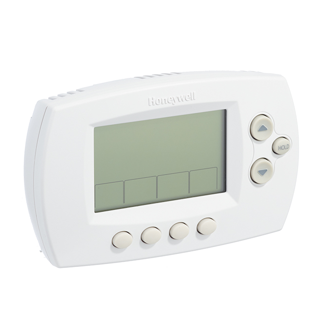 Honeywell Programmable Wi-Fi Thermostat - Plastic - White