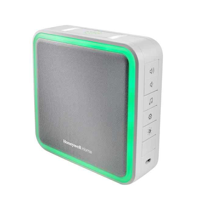 Honeywell Home Series 9 Wired/Wireless Doorbell - White