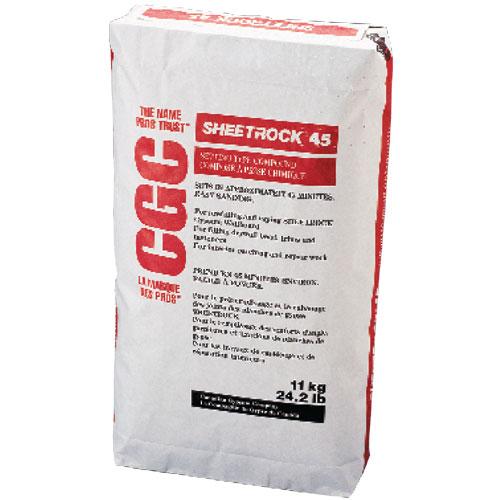 Ciment à joints Sheetrock 45, 11 kg