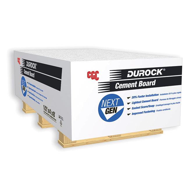 """Durock"" Cement Board"