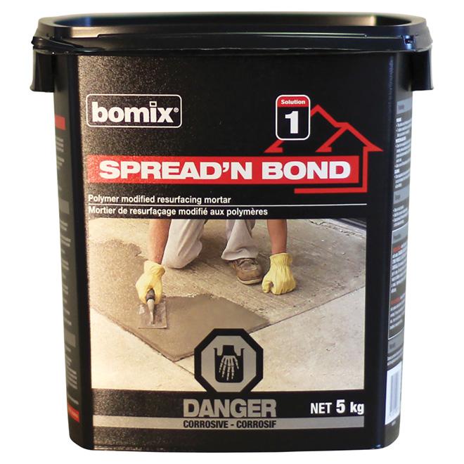 Ciment de resurfaçage « Spread'N'Bond »