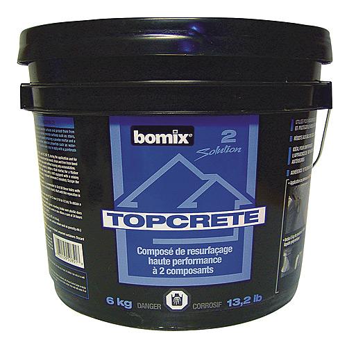 "Compound - ""Topcrete"" Resurfacing Compound"