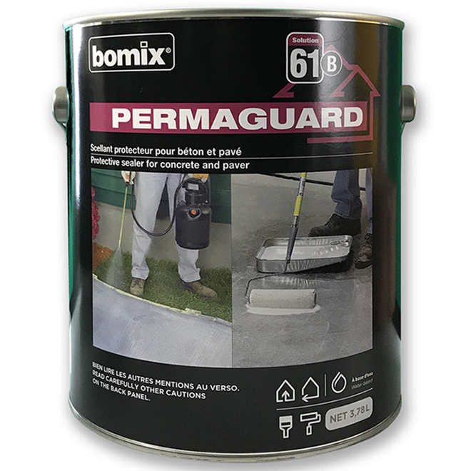 Cyntech Permaguard Concrete and Paving Stone Sealer - 3.78-L