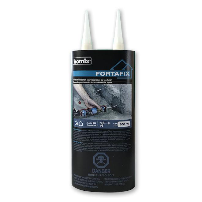 Ensemble de réparation des fissures Fortafix, 2 x 300 ml