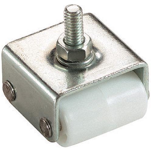 """Roulette double à tige pour électroménager, 254 lb, 7/8"""""""