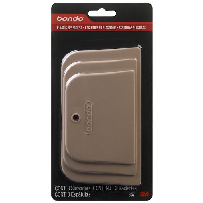 Plastic Spreader - Pack of 3