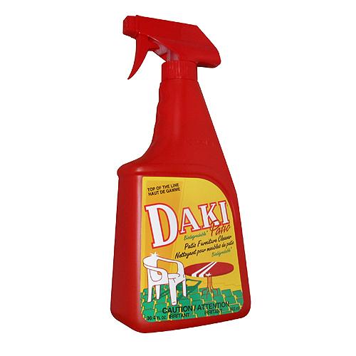 Nettoyant Daki pour meuble de patio, vaporisateur, 900 ml