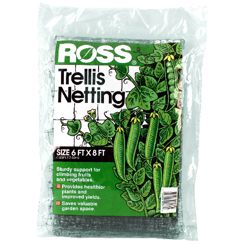 Ross Plant Netting - 6' x 8'