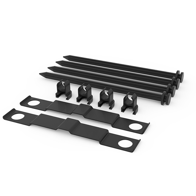 RELN Storm Drain Channel Stake Kit - 10 Pieces