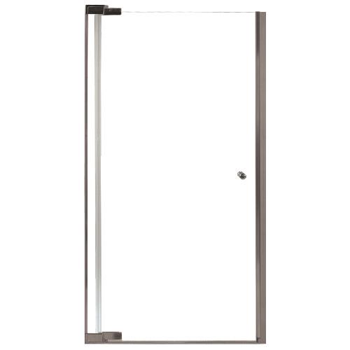 Porte de douche Maax, Kleara, 1 panneau, verre 6 mm
