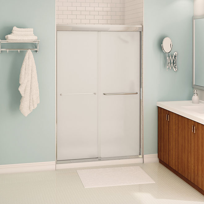 """""""Aura"""" Shower Door"""