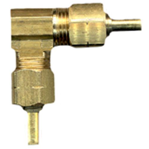 """Elbow - Brass - 90° - 5/8"""" x 5/8"""" - Tube x Tube"""