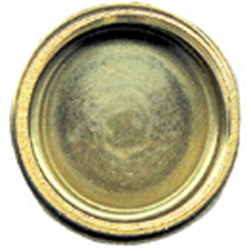 """Capuchon pour boyau d'arrosage, laiton, 3/4"""""""