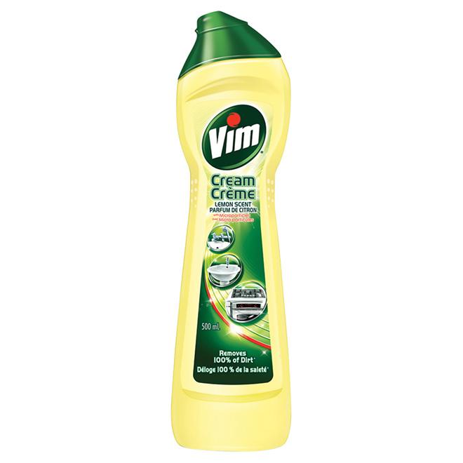 Nettoyant Vim, parfum de citron, 500 ml