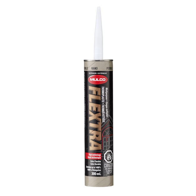 Exterior Thermoplastic Sealant 300ml - Pebble