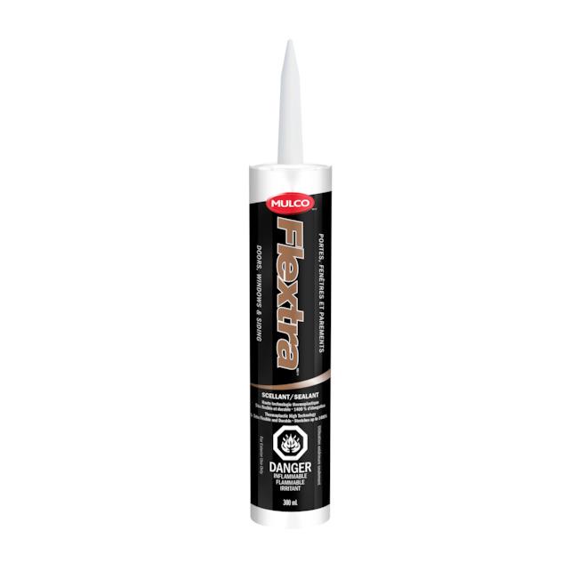 Exterior Thermoplastic Sealant 300ml - Dark Brown