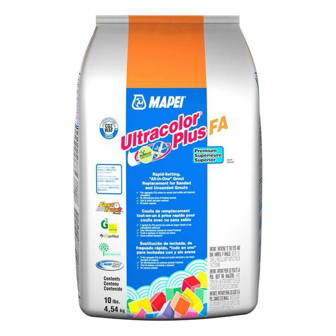 """""""Ultracolor Plus"""" Floor Grout 4.54kg - Bone"""