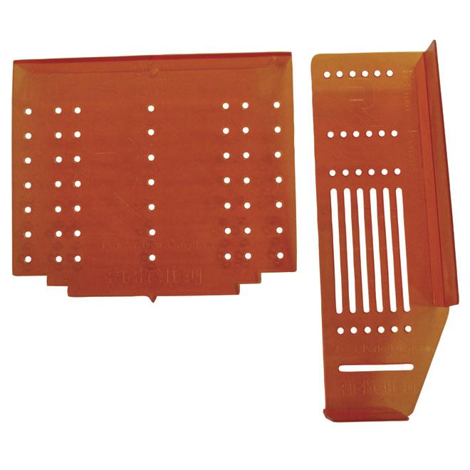 "Orange Plastic ""Econo"" Drilling Kit"