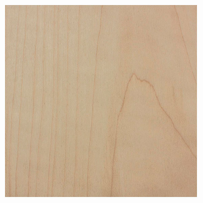 "Pre-Glued Edgebanding, 7/8"" x 50' - Maple"