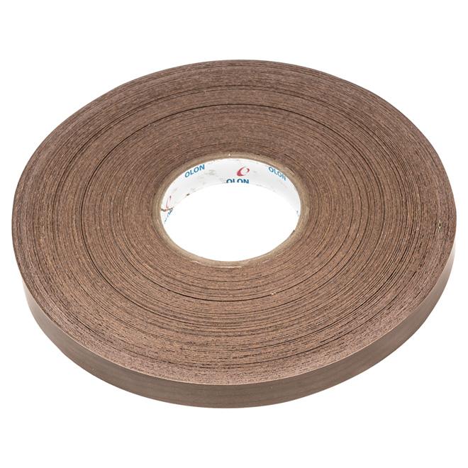 Edge Banding - 3/4'' x 250' - Nut-Choco