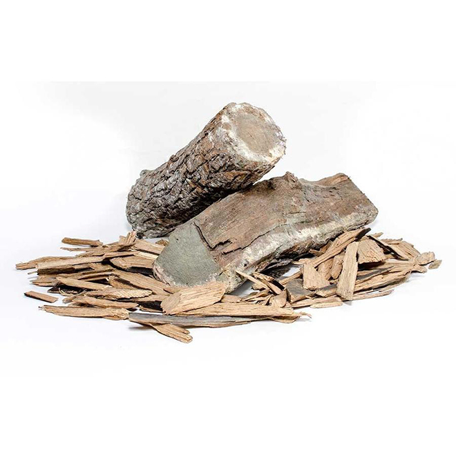 Char-Broil Apple Wood Smoking Chips - 1 lb Bag