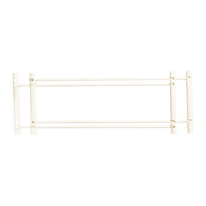 Adjustable Basement Window Guard