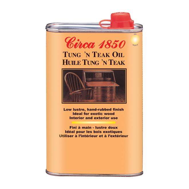 Oil - Tung N'Teak Oil