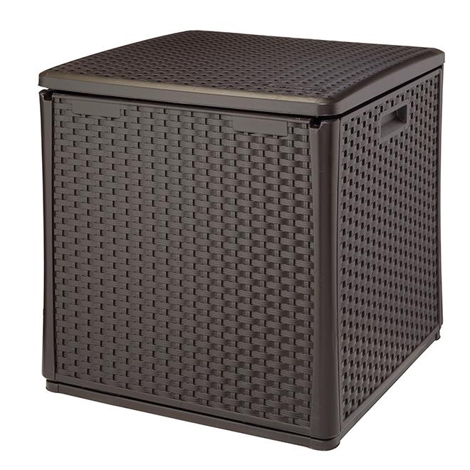 Suncast Deck Storage Box  X  X  Brown Bmdb60 Reno Depot