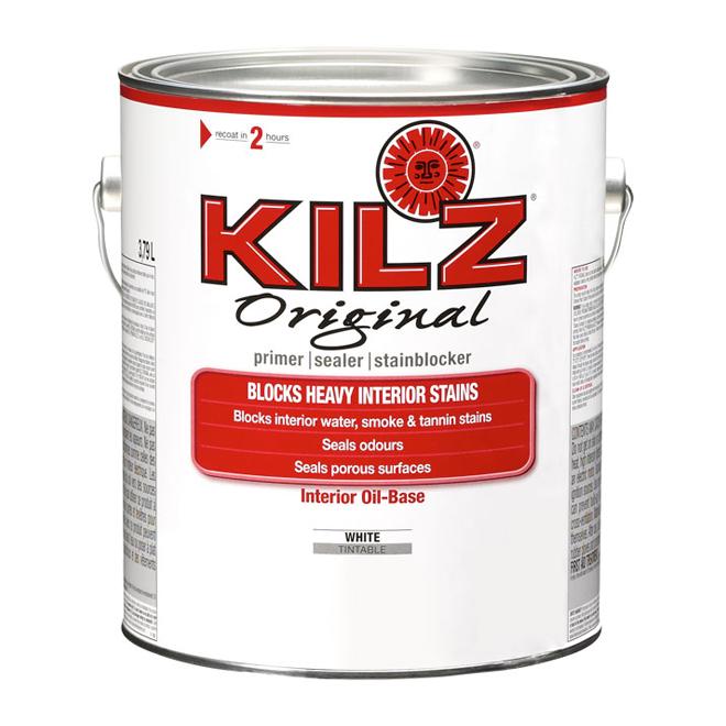 "Kilz"""" Interior Oil Base Primer"