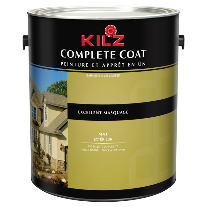 Peinture extérieur « Complete Coat », mat