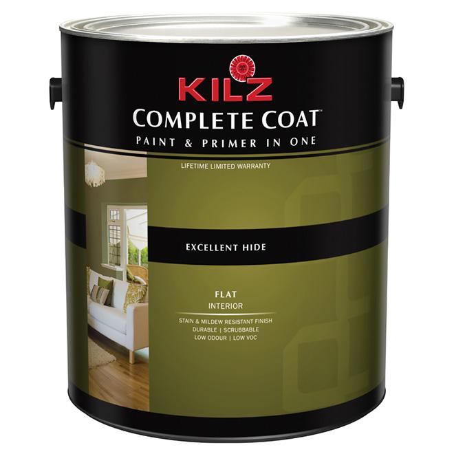 """Complete Coat"" Interior Paint - Matte"