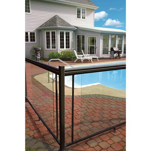 "Railing Glass Insert Panel - 60"""