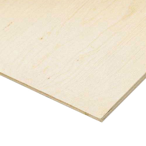 Plywood Spruce Standard - Tongue and Groove - 3/4-in x 4-ft x 8-ft