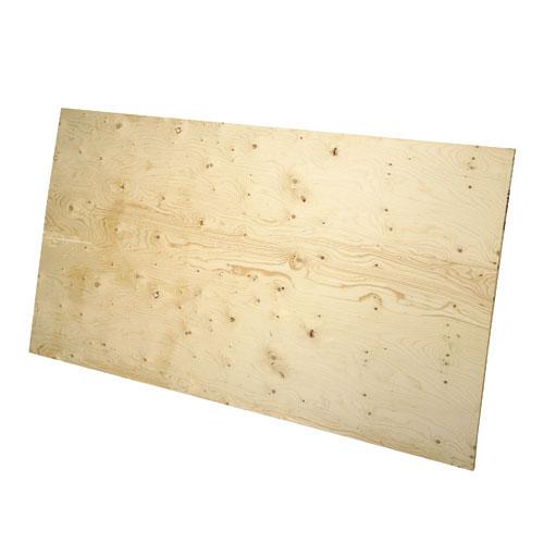 1/2x4x8 Contreplaqué en épinette select