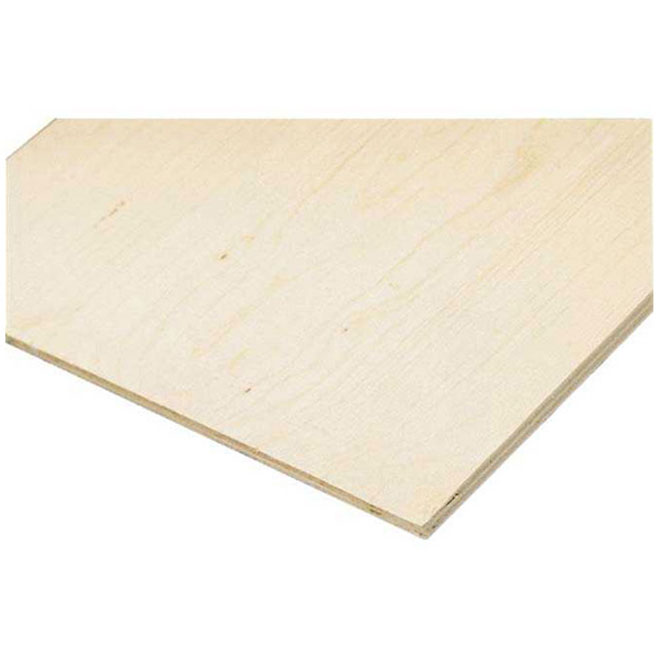 "Plywood Panel for Balcony - 11/16"" x 48"" x 120"""