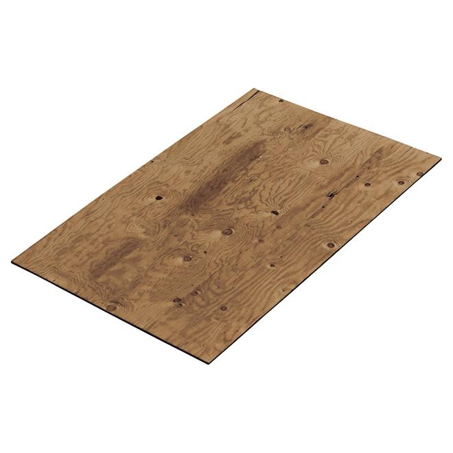 "Plywood Spruce - 5/8"" X 4' X 8'"