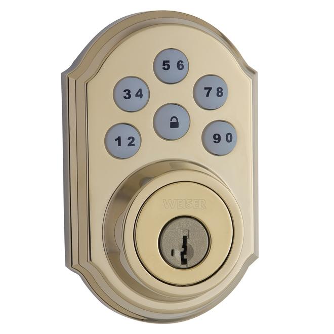 """""""Smartcode"""" Electronic Lock"""