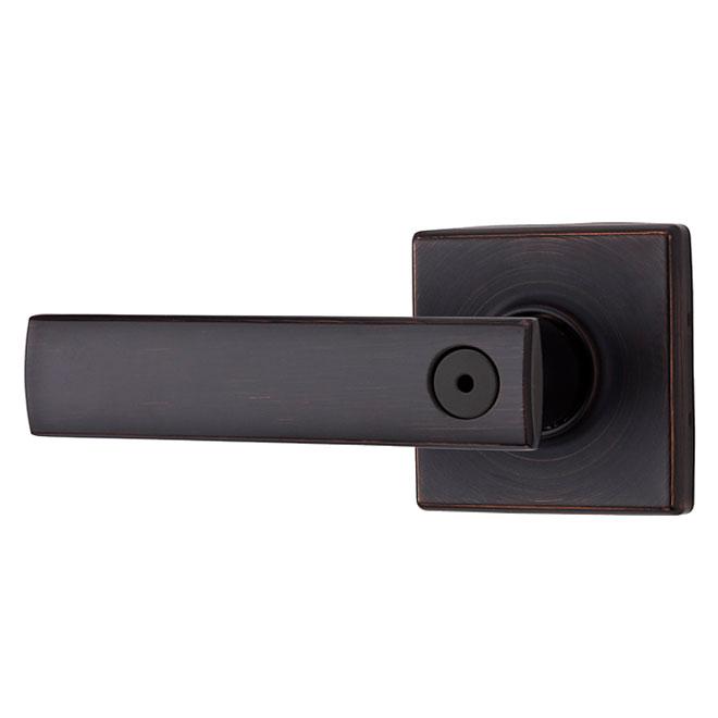 Verdani Privacy Lever - Venitian Bronze