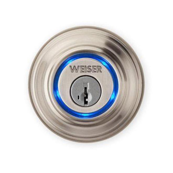 WEISER - Serrure à pêne dormant - Bluetooth «Kevo» | Réno-Dépôt