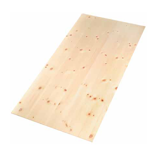 Plywood - Knotty Pine Plywood