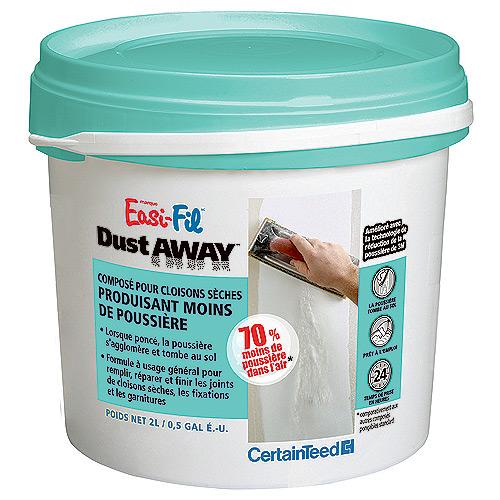 Ciment à joints Dust Away 2 L