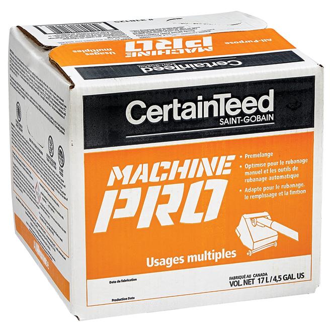 Ciment à joints Machine Pro 17 L