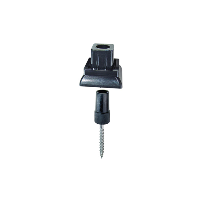 Connecteur pour balustre de rampe de terrasse, paquet de 20