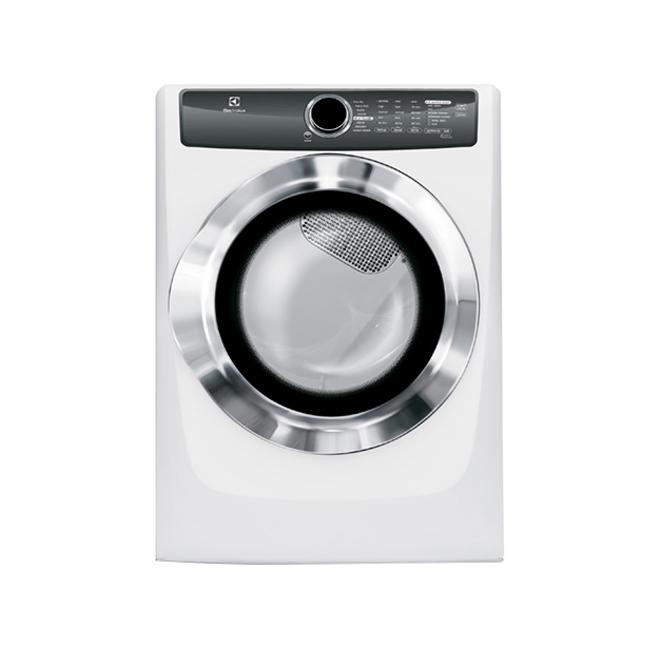 Energy Star Electric Steam Dryer - White